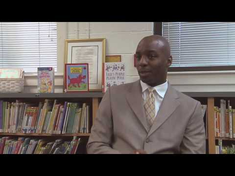Principal Scott Coleman's Story: The Moral Imperative to Improve Education