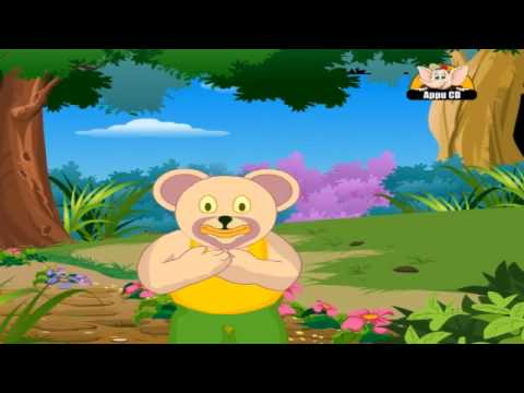 Nursery Rhyme - Round and Round the Garden