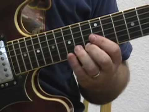 Guitar Lessons Scales Blues Jazz and Funk Soloing Mixolydian Root on A string