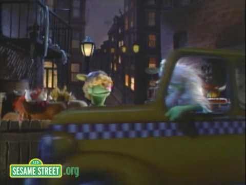 Sesame Street: Danger's No Stranger
