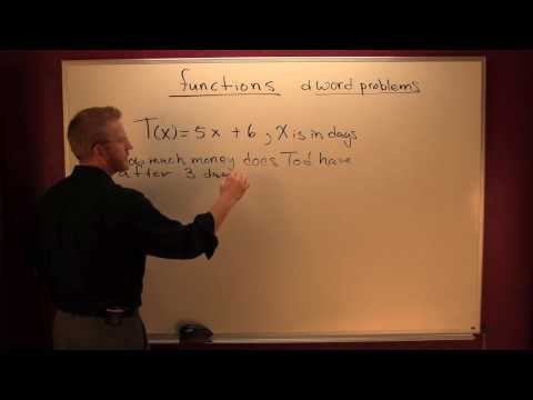 function evaluation and word problems.mov