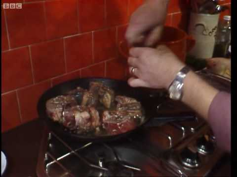 Slow-cooked beef in red wine - Keith Floyd - BBC
