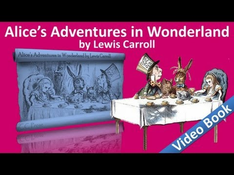 Alice's Adventures in Wonderland Audiobook by Lewis Carrol