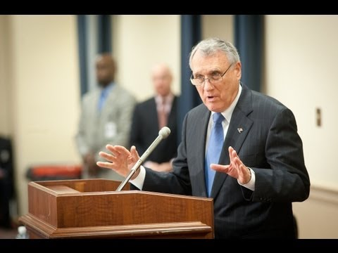 Senator Jon Kyl discusses Defense Spending and the Super Committee