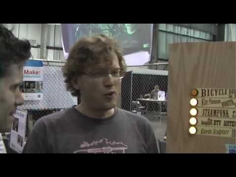 Make:TV Episode Vender - Jared Boone