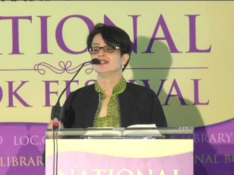 Sabiha Al Khemir - 2009 National Book Festival
