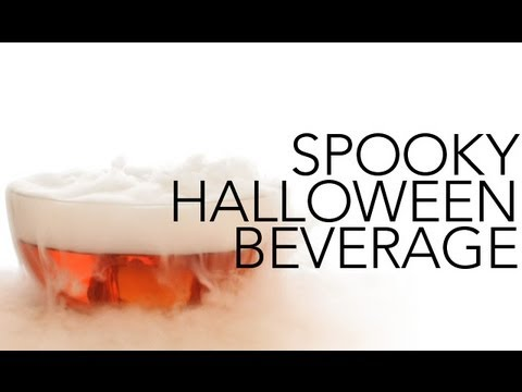 Spooky Halloween Beverage - Sick Science! #004