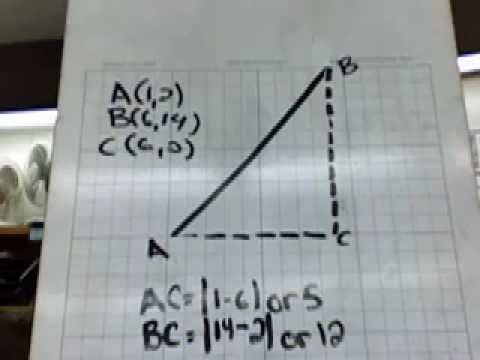 Geometry Pythagorean Theorem