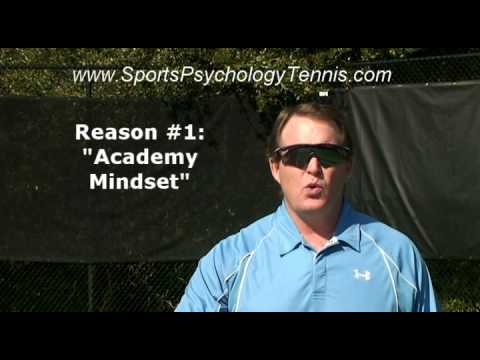 Tennis Confidence Video 1: Tennis Psychology and Your Mental Game