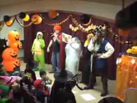 Five Little Pumpkins - Halloween Song for Children