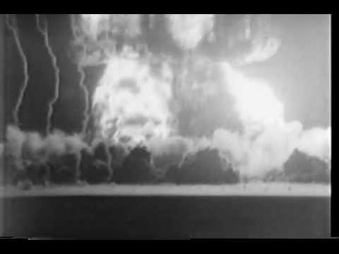 Atom Blast Yucca Flat Nevada (1953)