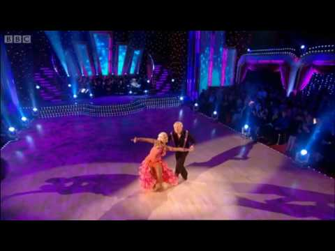 John and Kristina's Samba - Strictly Come Dancing - BBC