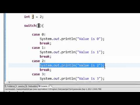 P10 switch case statement Beginner Java & AP Computer Science