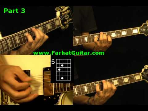 How to Play Guitar Every breath you take Part 3 The Police
