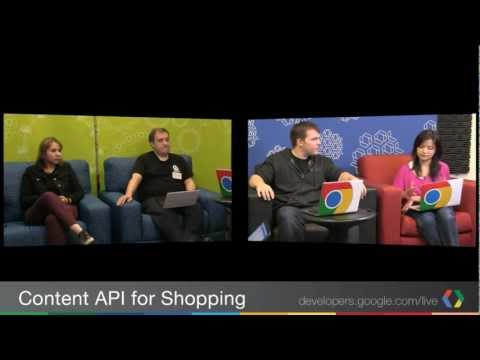 Content API for Shopping - Fireside Chat with Zazzle