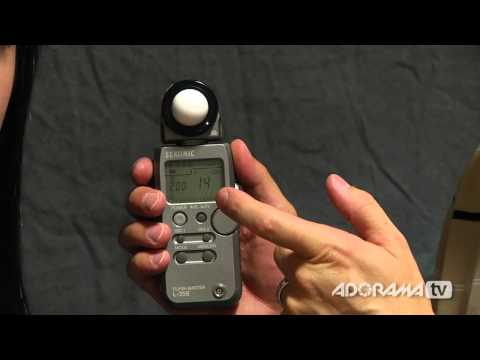 Digital Photography 1 on 1: Episode 27: Metering Part 3: Using a light meter