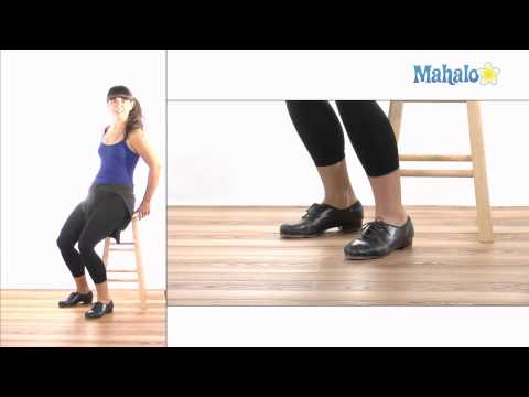 How to Do a Toe Stand in Tap Dance