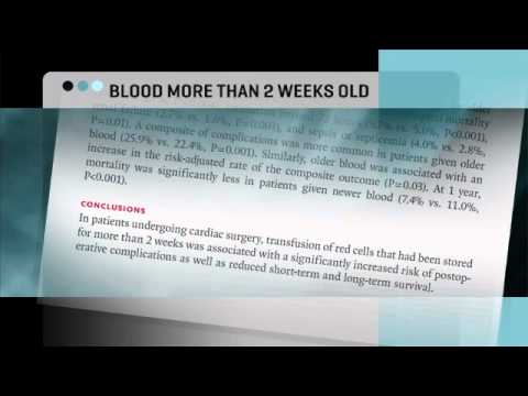 NEED TO KNOW | Blood test: What you don't know about blood | PBS