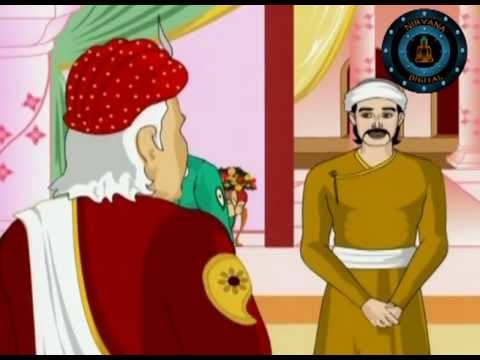 Akbar and Birbal English - A Painters Agony - Vol 3
