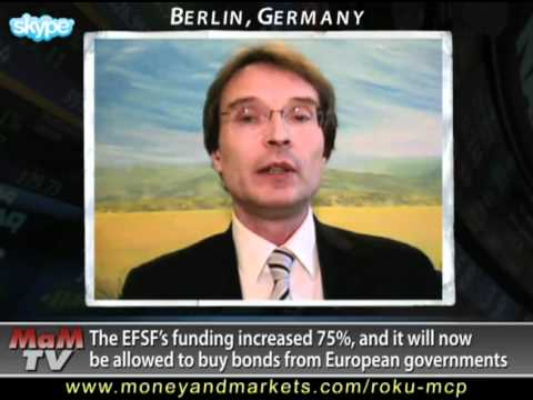 Money and Markets TV - March 16, 2011