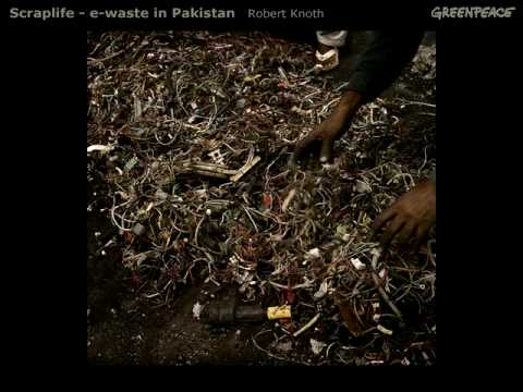 Scraplife - E-waste in Pakistan