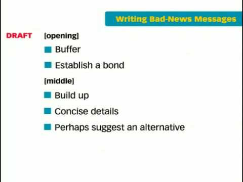 Four Message Types