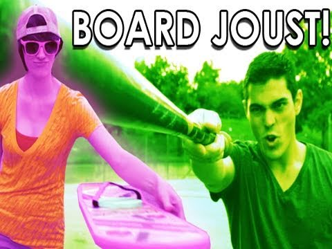 """Back to the Future Board Joust!"" : A BFX Original Short"