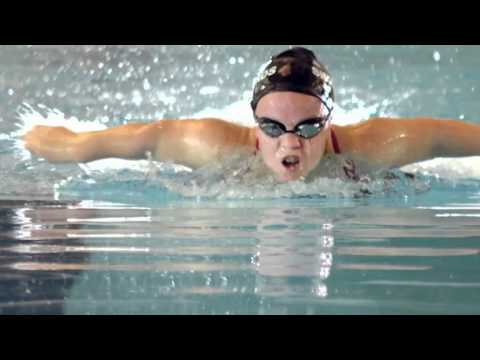 Spend 100 seconds with Ellie Simmonds British Paralympic Gold medallist