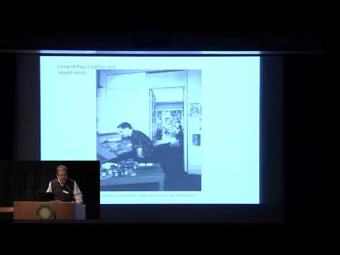 "Jonathan Weinberg - ""Hide/Seek"" Scholarly Symposium, National Portrait Gallery"