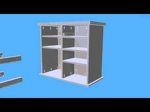 Kitchen Cart Plans and Step-by-Step Instructions