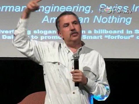 "Tom Friedman Calls for ""Code Green"" on the Environment"