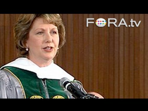 Ireland Pres. McAleese: Globalized Irish More Valuable Than Gold