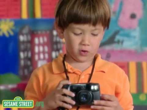 Sesame Street: Kids Talk about Self