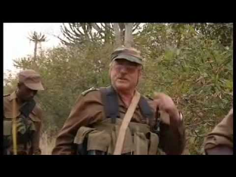 Weapons of war - Unknown Africa - BBC wildlife