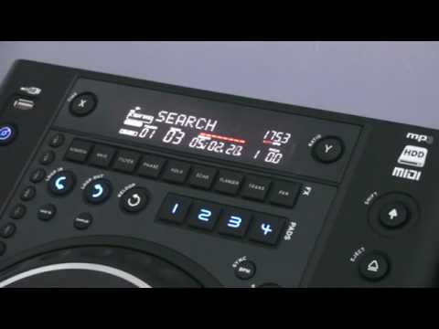 RELOOP RMP3, Cross Media Player Loop feature   Video 2