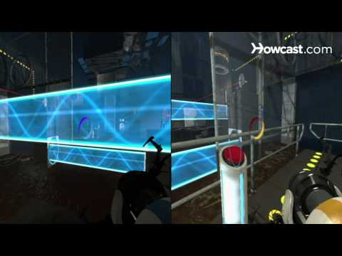 Portal 2 Co-op Walkthrough / Course 3 - Part 7 - Room 07/08