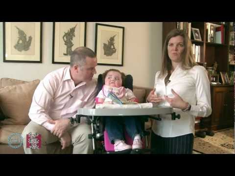A Personal Story of Daily Life for a Toddler With Spinal Muscular Atrophy
