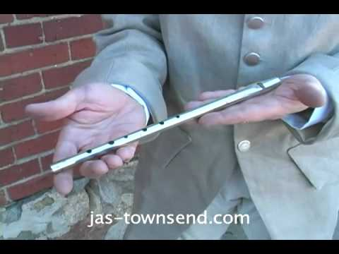 Tin Whistle - Another Adventure with Josh
