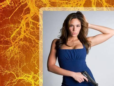 Photoshop Tutorial: Create a Warm Grungy Background!