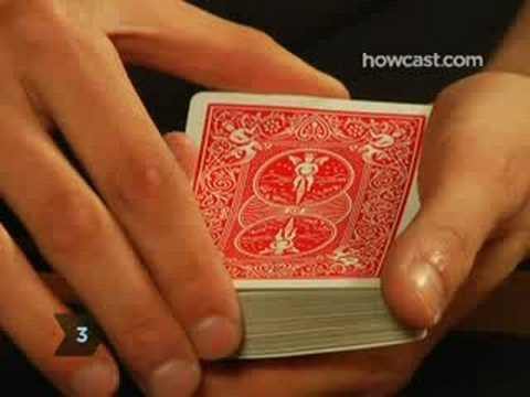 How To Perform a Double-Lift Card Sleight