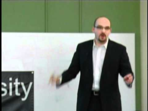 TEDxBinghamtonUniversity - Justin Garcia - 10 myths about Singles