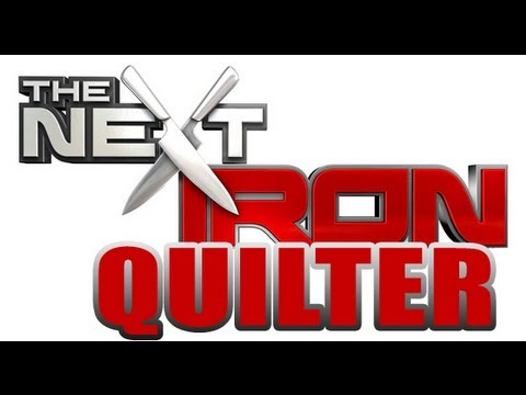 Iron Quilter (WARNING - This video is awesome)
