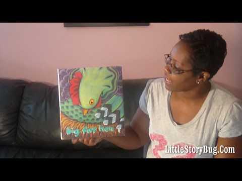 preschool storytime - Big Fat Hen - Littlestorybug