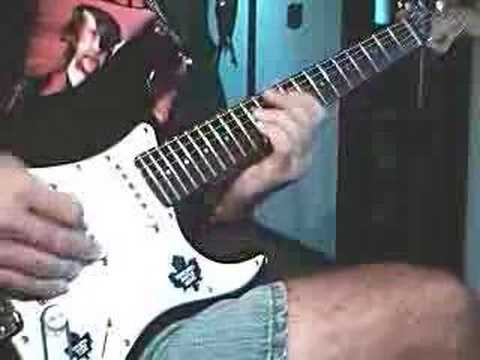 J.S. Bach Played On The Electric Guitar by Bob Crisp (2 of 2