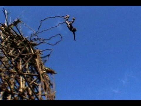 Dangerous Rites: Vine Bungee Jumping