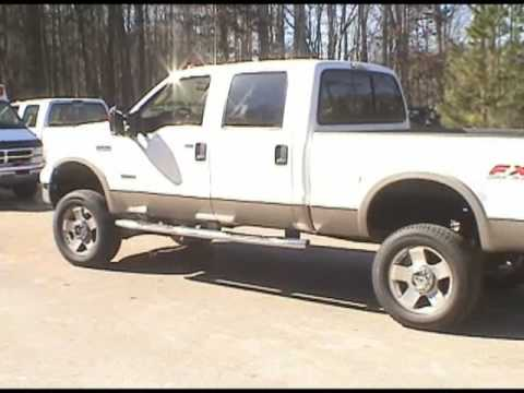 2 of 2 HOW TO INSTALL A SUSPENSION LIFT ON A 2005+ SUPERDUTY