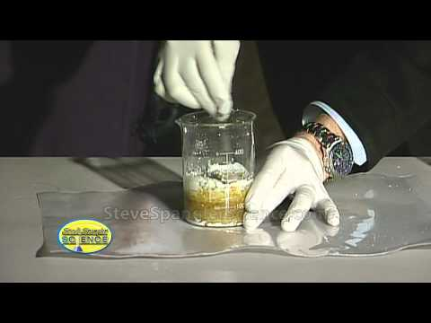 The Power of Sulfuric Acid - Cool Science Demo