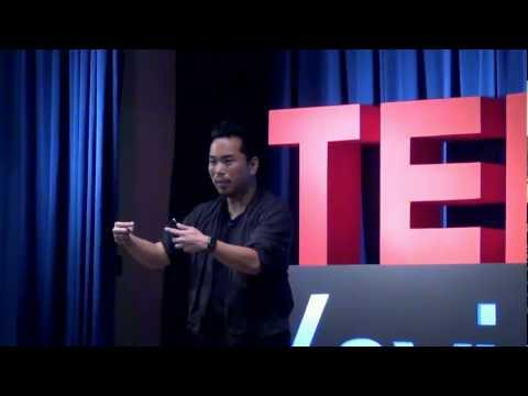 TEDxXavierSchool - Brian Tenorio - Thinking with Our Shoes