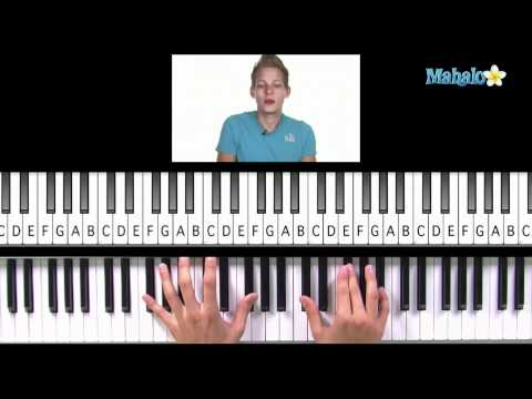 "How to Play ""Fire Burning"" by Sean Kingston on Piano"
