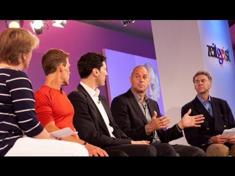 Clip - Going Beyond - Steve Redgrave, John Eales, Dean Karnarzes, Ranulph Fiennes - Zeitgeist 2012